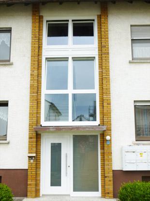 Fenster t ren markisen von fensterservice vogl 63110 rodgau wir beraten liefern bauen ein - Fenster fur treppenhaus ...